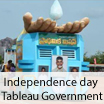 Independence-Day-Tableau